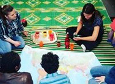 Formation pour les intervenants.e.s en FLE – Enseigner le français dans un contexte interculturel