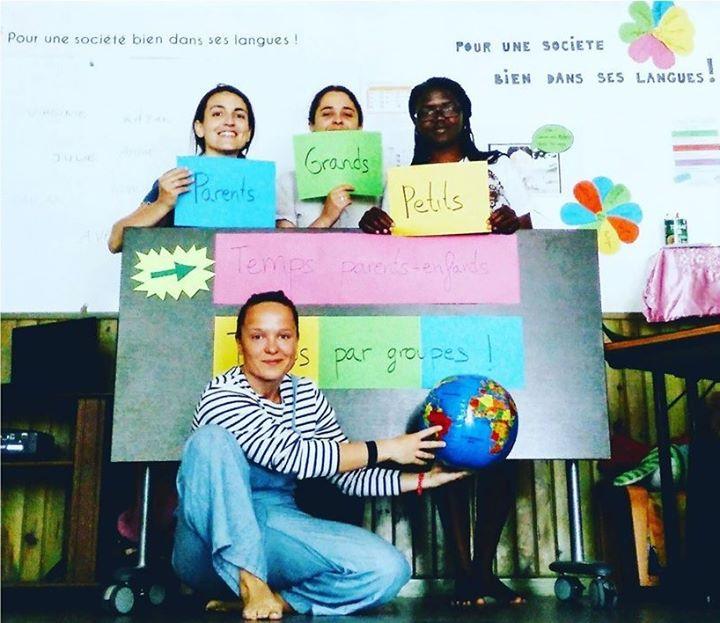 Eveil aux Langues de 3 à 6 ans: la semaine de la petite enfance!
